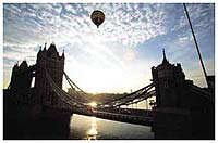 Champagne Balloon Flight - London